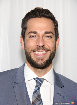 Zachary Levi, Ben Shenkman and More Set for Reading of Dark Comedy STAND. UP. at the Vineyard
