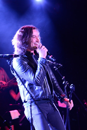 Constantine Maroulis and More to Rock Out at PERFORMING ARTISTS THAT HELP for The Path Fund