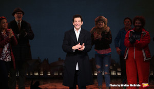 One Day at a Time! Injured Andy Karl Back in GROUNDHOG DAY This Week, Will Sit Out Two Matinees