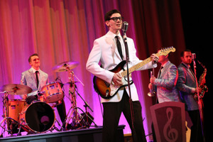 John Dewey to Reprise Title Role in BUDDY: THE BUDDY HOLLY STORY at BCP and Kimmel Center; Cast Complete!