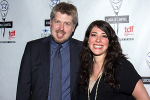 GREAT COMET Creators Dave Malloy and Rachel Chavkin Honored with Smithsonian's 2017 Ingenuity Award Today