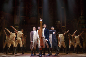 BWW Review: Opening Night of HAMILTON: A Rapper's Delight, Now thru August 5
