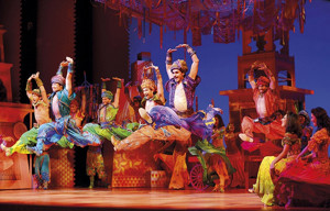 BWW Interview: Chad Beguelin - Book Writer and Additional Lyricist For ALADDIN!