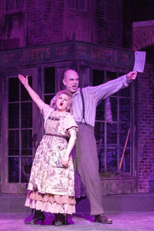 BWW Review: Stray Dog Theatre's Gloriously Dark and Gruesome SWEENEY TODD