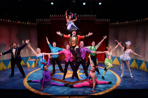 BWW Review: BARNUM: Run Away With This Circus