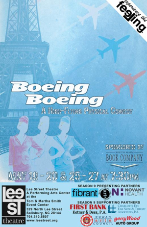 BOEING BOEING to Close this Weekend at Lee Street Theatre