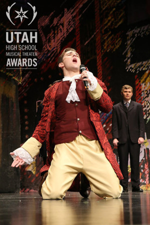 Seventh Annual Utah High School Musical Theatre Awards Feature Best in High School Performances from Across the State