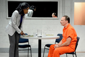 BWW Review: In BUILDING THE WALL, Playwright Robert Schenkkan Offers a Chilling Call to Action