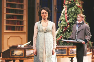 BWW Review: Delightful MISS BENNET: CHRISTMAS AT PEMBERLEY at Round House