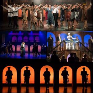 BWW Review: Ensemble and Direction Galvanize EVITA at Eight O'Clock Theatre