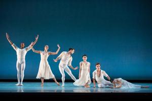 BWW Review:  Washington Ballet's BALANCHINE, RATMANSKY, THARP a Brilliant Evening of Dances Old and New
