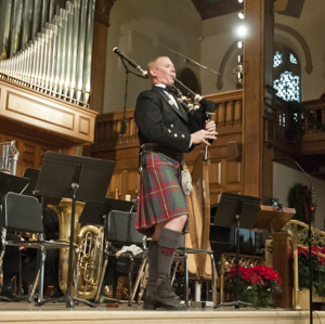 PIPES OF CHRISTMAS Festive Annual Concerts to Return This December