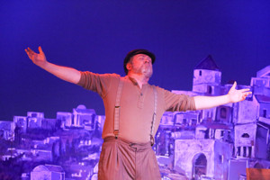 BWW Review: New Line Theatre's ZORBA Exhibits Zest for Life