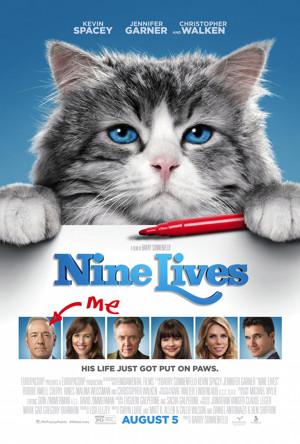 Výsledek obrázku pro nine lives poster