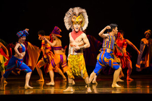 Julie Taymor Adds New Character in THE LION KING Mandarin World Premiere, June 16