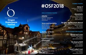Oregon Shakespeare Festival Announces 2018 Season Including Same Sex OKLAHOMA