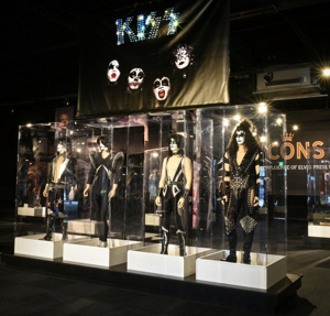 Rock Band KISS Added to ICONS: THE INFLUENCE OF ELVIS PRESLEY Exhibit at Graceland