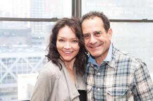 THE BAND'S VISIT, Starring Tony Shalhoub, Katrina Lenk and More, Opens Tonight at the Atlantic