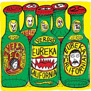 Eureka California Releases New Album VERSUS Today
