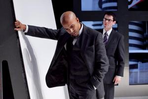 Delta Sponsored 2012 Guthrie Theater Season Which Featured Obama Inspired  Julius Caesar