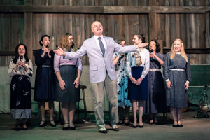 BWW Review: OLD TIME RADIO GOSPEL HOUR Swings Servant Stage Company