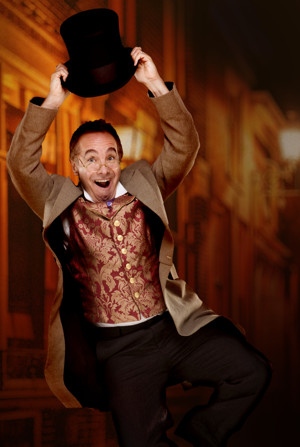 SCROOGE IN LOVE!, Starring Jason Graae, to Return to 42nd Street Moon for the Holidays