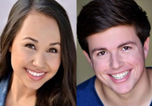BWW Interview: Rising Stars Jasmine Forsberg and Tony Moreno in Preparation for Life and Cabaret