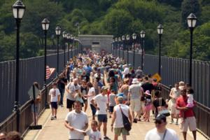 NYC Parks Hosts High Bridge Festival