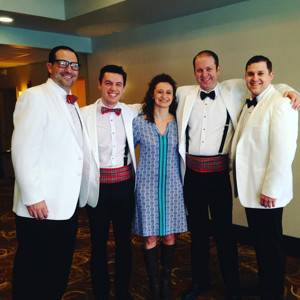 BWW Review: FOREVER PLAID Hits a High Note at the Lamp