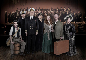 Uptown Players and Turtle Creek Chorale Team for TITANIC IN CONCERT