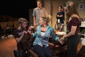 BWW Reviews: ONE IN THE CHAMBER Plays at Mead Theatre Lab