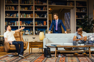 BWW Review: ICEBERGS Addresses Global Warming, Family Planning, and Movie Dreams Hatching in Silver Lake