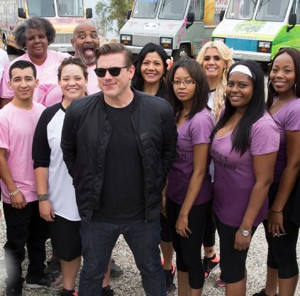Food Network to Premiere THE GREAT FOOD TRUCK RACE: FAMILY FACE-OFF, 8/28