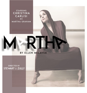 Christina Carlisi to Star in the West Coast Premiere of MARTHA, 3/12