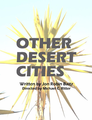 Hershey Area Playhouse presents OTHER DESERT CITIES