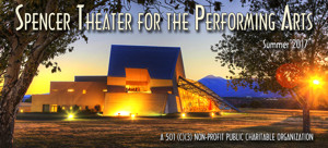 Summer Season 2017 Announced at Spencer Theater for the Performing Arts