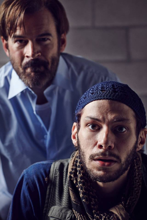 BWW Review: A Chilling Benjamin T. Ismail Haunts Ayad Akhtar's THE INVISIBLE HAND at American Stage