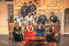 BWW Review: RUMORS at Woodstock Opera House
