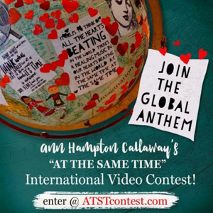 Ann Hampton Callaway Seeks Entries from Across the Globe for 'At The Same Time' Contest
