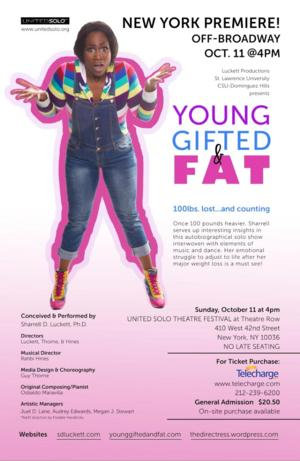 YOUNGGIFTEDANDFAT Set for United Solo