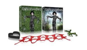 EDWARD SCISSORHANDS 25th Anniversary Edition Comes to Blu-ray & Digital HD Today