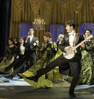 Flash, Bang! HALF A SIXPENCE Extends Again in the West End