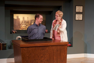BWW Review: Open Stage's Canny UNCANNY VALLEY