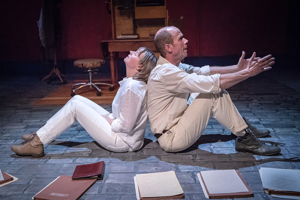 BWW Review: A Poignant Search for Family in Andrea Stolowitz's Uber-Meta BERLIN DIARY at Hand2Mouth