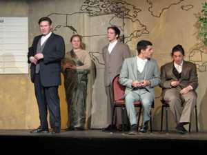 BWW Review: AROUND THE WORLD IN 80 DAYS a Triumphant Adventure for the Rhode Island Stage Ensemble