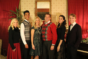 Servant Stage Company to Present JOY TO THE WORLD! for the Holidays