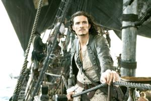 It's Official! Orlando Bloom to Return for PIRATES OF THE CARIBBEAN 5