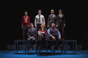 BWW Review: MY COUNTRY; A WORK IN PROGRESS, National Theatre