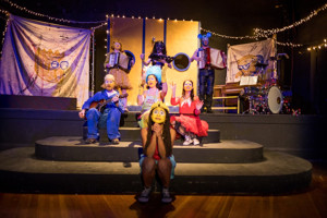 BWW Review: Surreal MR. BURNS, A POST-ELECTRIC PLAY