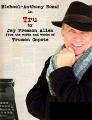 BWW Review: Directed by Tony Award Winning Actor Robert Morse, TRU Offers an Insider's Look at Truman Capote's Lonely Life